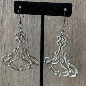 Jewelry - Art Nouveau Earrings